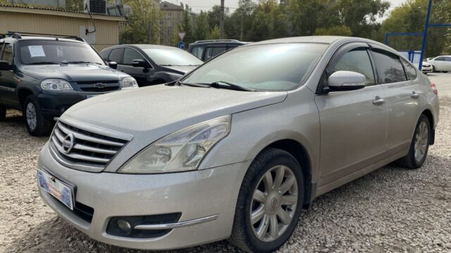 Nissan Teana, II